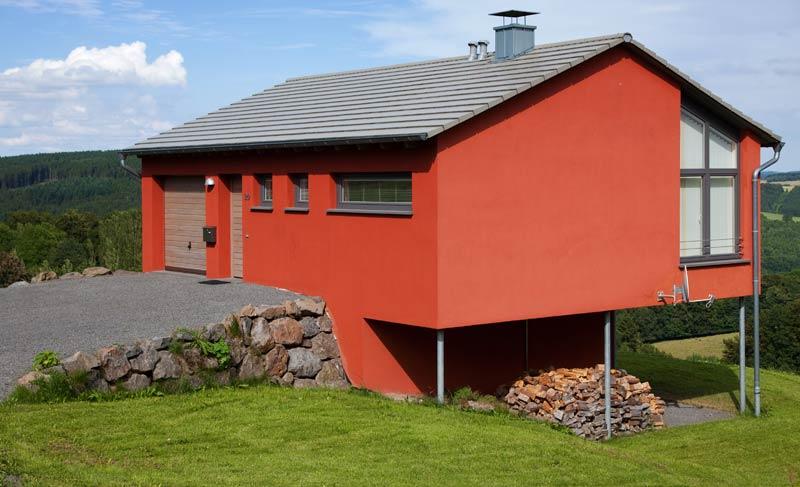 Architektur Ferienhäuser architekturbüro büro für architektur klinkhammer lissendorf